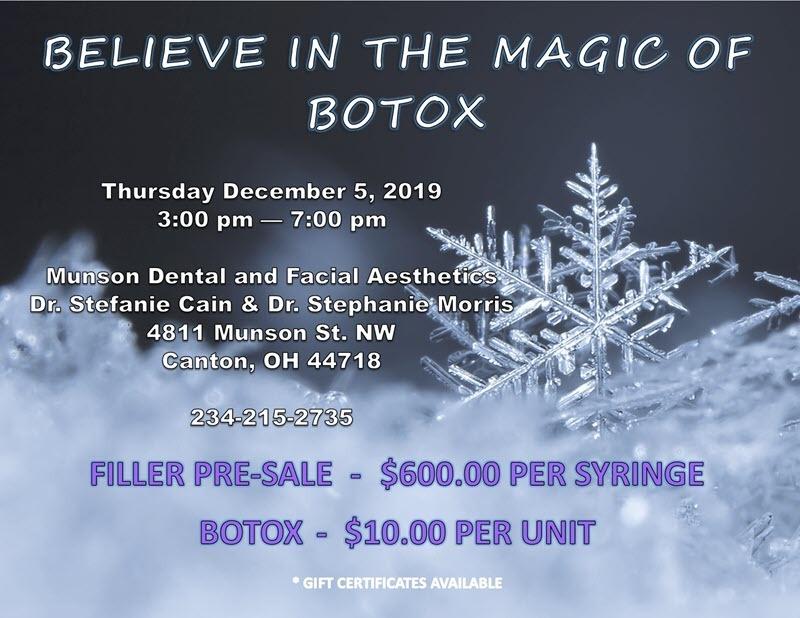 Botox - Believe in the Magic Event