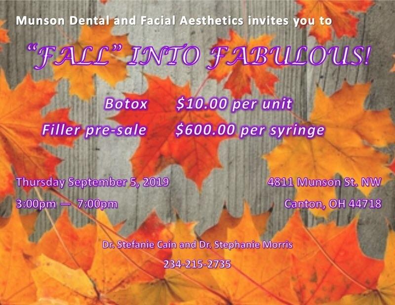 Facial Aesthetics Event Fall 2019